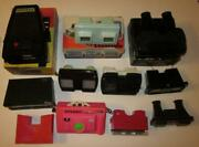 Collection Of Various Stereo Viewers