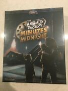 New The Manhattan Project 2 Minutes To Midnight Board Game Sealed Minion Games