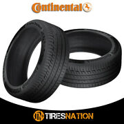 2 New Continental Contipremiumcontact 6 275/40r21xl Tires