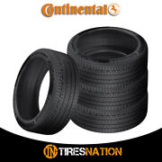 4 New Continental Contipremiumcontact 6 275/40r21xl Tires