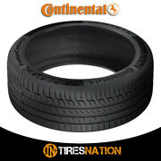 1 New Continental Contipremiumcontact 6 275/40r21xl Tires