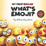 My First Emojis Whatand039s Emoji Brand New Free Shipping In The Us
