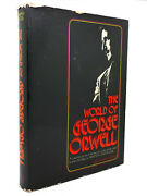 Miriam Gross The World Of George Orwell 1st Edition 1st Printing