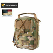 Idogear Tactical Medical Pouch Molle First Aid Emt Utility Pouch Ifak Airsoft