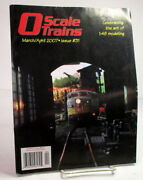 Magazineo Scale Trains2007issue 31modeling 2-rail Trains And Trolleys