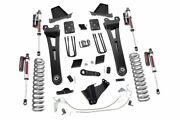 Rough Country 6 Lift Kit Fits 2011-2014 Super Duty F250 F-250 4wd Diesel W