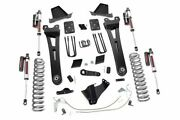 Rough Country 6 Lift Kit Fits 2011-2014 Super Duty F250 4wd Diesel Vertex
