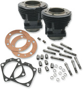 S And S Cycle Shovelhead Cylinder Kit 3-7/16in. Standard Bore 91-9011