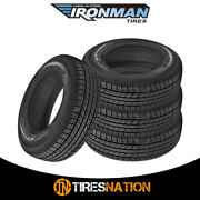 4 New Ironman Rb-suv 235/55r18 100h Iron Rb Suv Tires