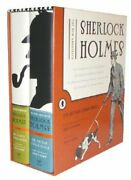 The New Annotated Sherlock Holmes The Complete Short Stories By Doyle Used