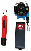 Hakko At-200b-set - Mini Brushless Electric Screwdriver With Power Supply And Sp