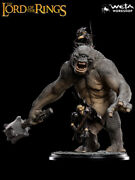 Weta Collectibles The Lord Of The Rings Cave Troll Of Moria Statue New In Stock
