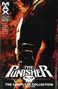 Punisher Max Tpb The Complete Collection 4-1st Nm 2016 Stock Image
