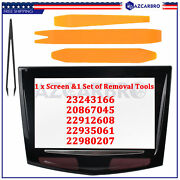 For Cadillac Cue Ats Cts Elr Escalade Srx Xts Touch Screen Replacement Display