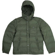Up To 000 Yen Draw Cp Down Jacket Sgh573 Mens Zip Hooded Nylon Militare Military