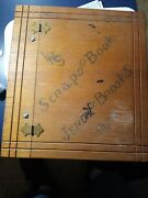 Basketball Scarp Book 1958 To 1962 One Of Akind Perfect For The Boston Celtics F