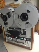 Sony Tc-850 Reel To Reel Tape Deck - Mint Condition