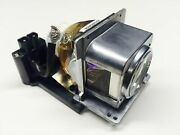 Original Ushio Replacement Lamp And Housing For The Sanyo Plc-wx410e Projector
