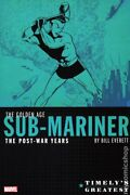 Timelyand039s Greatest The Golden Age Sub-mariner Hc By Bill Everett 2a-1st Nm 2020