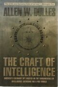 The Craft Of Intelligence By Dulles Allen W - Book - Soft Cover