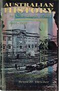 Australian History In New South Wales By Fletcher Brian H - Book - Soft Cover