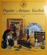 Popular Antiques Yearbook By Mallalieu Huon - Book - Hard Cover - Art
