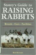 Storeys Guide To Raising Rabbits By Bennett Bob - Book - Paperback - Pets