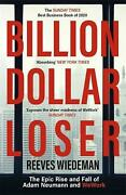 Billion Dollar Loser By Reeves Wiedeman Paperback Book Free Shipping