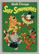 Dell Giant Silly Symphonies 2 Gd/vg 3.0 1953