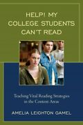 Help My College Students Can't Read Teaching Vital Reading Strategies In T...