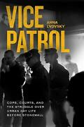 Vice Patrol Cops Courts And The Struggle Over Urban Gay Life Before Stonewall