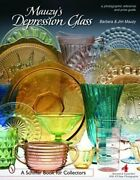 Mauzyand039s Depression Glass A Photographic Reference With Prices By Mauzy Used
