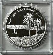 Israel - Sea Of Galilee - 2 New Sheqalim 2012 - Km-499 - Large Proof Silver Coin