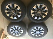 2021 Chevy 2500 Hd 4x4 Factory 20 Inch Wheels And Tires