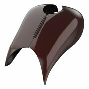 Twisted Cherry Stretched Tank Cover Fits 08+ Harley Touring Street Road Glide