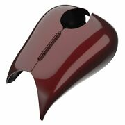 Mysterious Red Sunglo Stretched Tank Cover Fits 2008+ Harley Street Road Glide