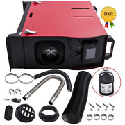 Diesel Air Heater 12v 8kw With One Hole Lcd Monitor For Car Truck Campers Boat