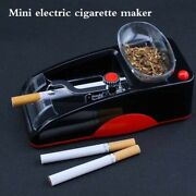 Electric Easy Automatic Cigarette Tobacco Injector Rolling Machine Smoking Tool