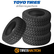 4 New Toyo Open Country C/t Lt275/65r18/e 123q Tires