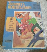 Journey To The Center Of The Earth 100 Piece Jigsaw Puzzle Whitmancomplete