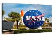 Cape Canaveral Florida Usa Buildable Canvas Frame Canvas Picture Print Wall Art