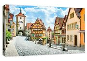 Bavaria 2 Germany Buildable Canvas Frame Canvas Picture Print Wall Art Home Deco