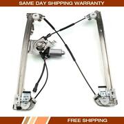 Car Power Window Regulator With Motor Front Lh Driver Side Fits Ford F150 04-08