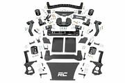 Rough Country 6 Suspension Lift Kit For 2021 Chevy Tahoe - 11100