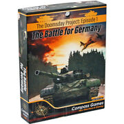 Compass Games 1119 The Doomsday Project Episode 1 The Battle For Germany