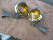 1930and039s 5 Inch Unity Script Fog Lights