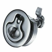 Southco Medium Lift And Turn Latch - Stainless Steel - Non-locking