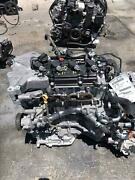 Engine Assembly Nissan Altima 15