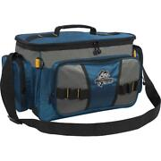 Okeechobee Fats Large Soft-sided Tackle Bag With 2 Large Utility Lure Box