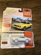 Johnny Lightning Muscle Car Usa - White Lightning - Copo Muscle And03969 Camaro Zl1